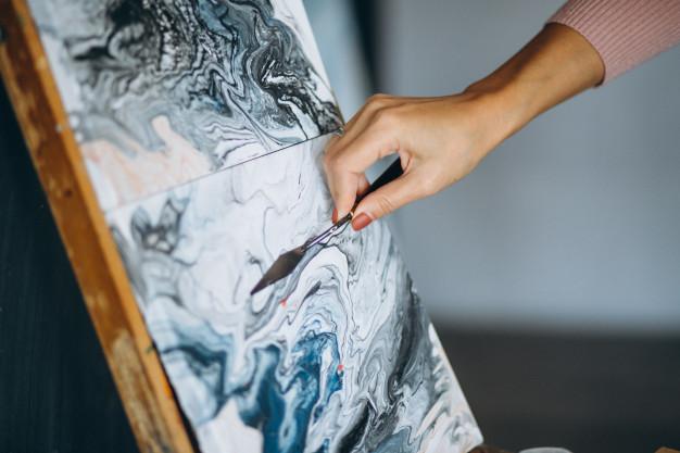 ศิลปะทำให้เรามีความคิดที่กว้างไกลมากขึ้นได้